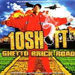 10Shott - Ghetto Brick Road (Mixed by Tricksta & Hosted by DJ Springa) CD [Wolftown Recordings]