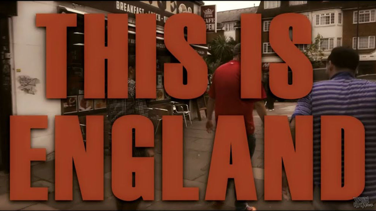 184 X Big Toast - This is England