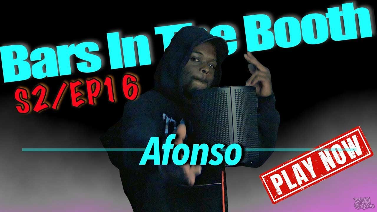 Afonso - Bars In The Booth
