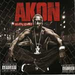 Akon - In My Ghetto CD [White]