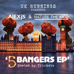Alex is and Nature The Kidd - 5 Bangers EP [Indie]