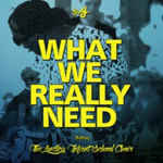 Savvy and The Savoir-Faire ft. Lindley Infant School Choir - What We Really Need MP3 [Saving Grace M
