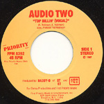 "Audio Two - Top Billin' 7"" [First Priority Music US]"