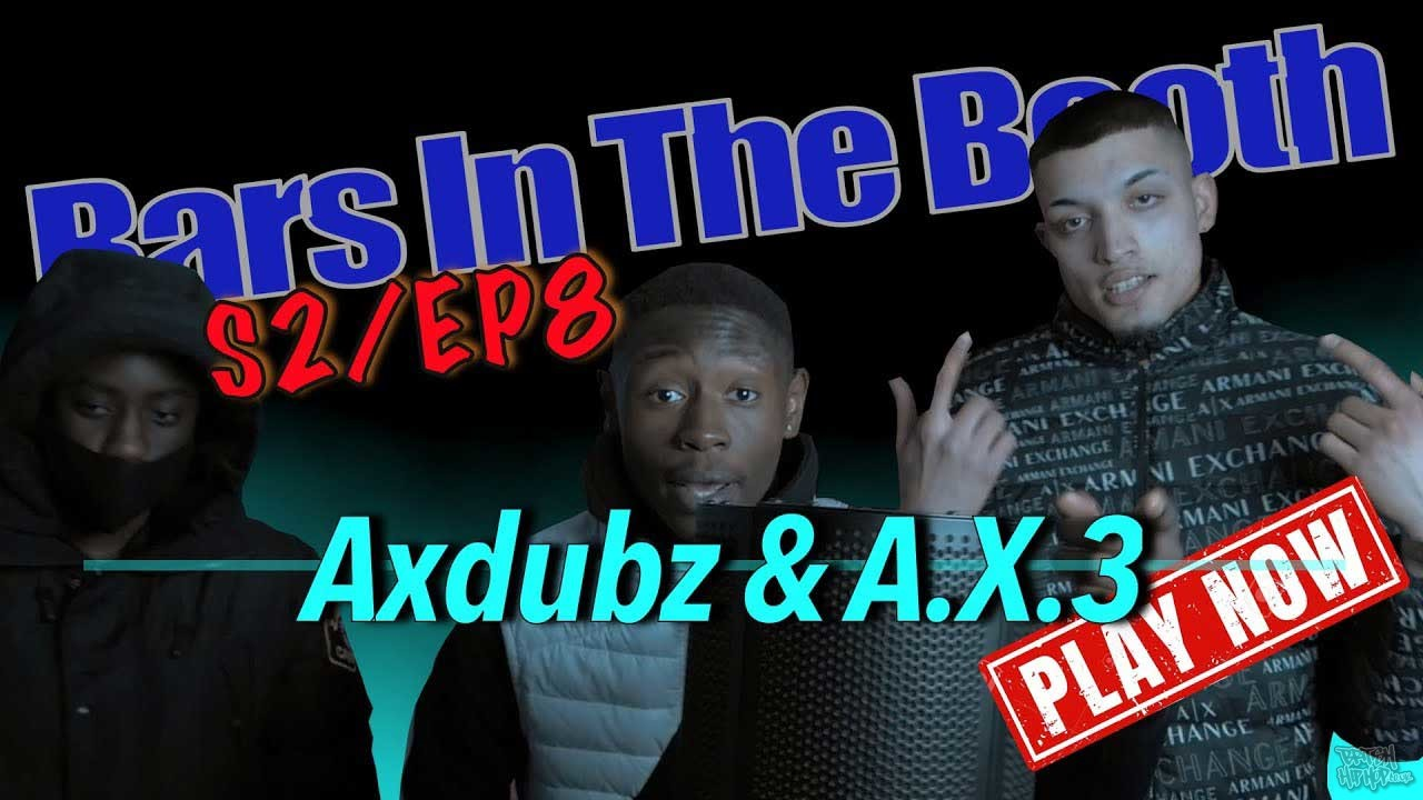 Axdubz and AX3 - Bars In The Booth