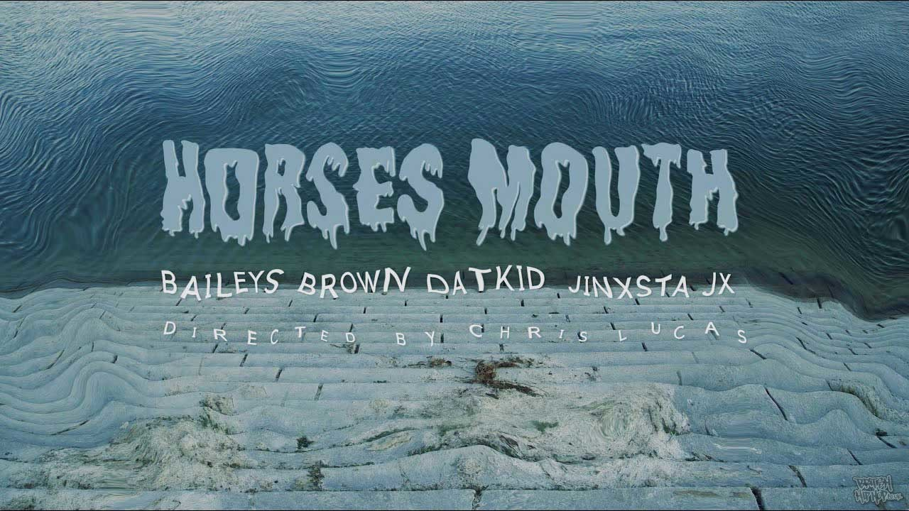 Baileys Brown ft. Datkid and Jinxsta JX - Horses Mouth
