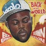 "Ben Grymm / Shawn Jackson - Back to My World 7"" [High Water Music]"