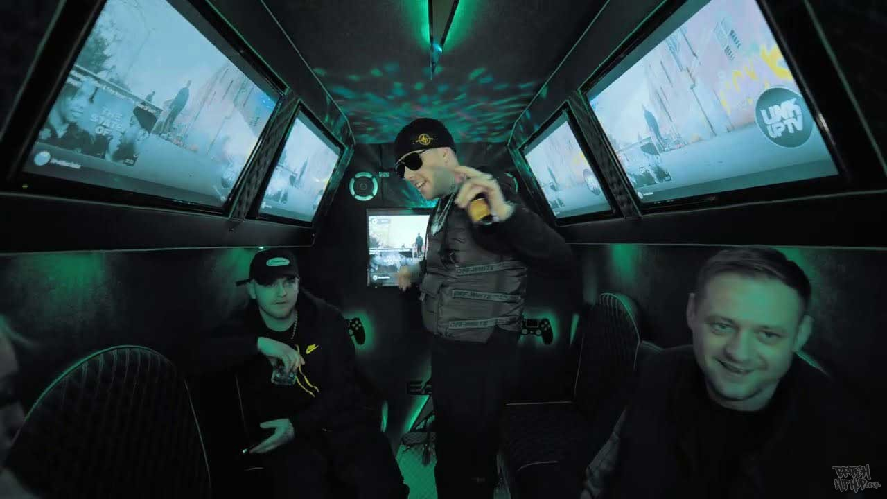 Black Jack UK - Badman