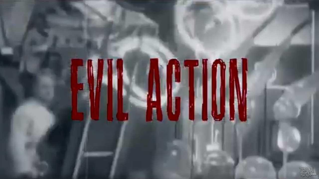 Blue City ft. Jake The Ripper Cuts: DJ Jaffa - Evil Action