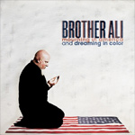 Brother Ali - Mourning In America And Dreaming In Color LP [Rhymesayers]