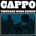 "Cappo - Thousand Word Exodus 12"" [Blunted Astronaut]"