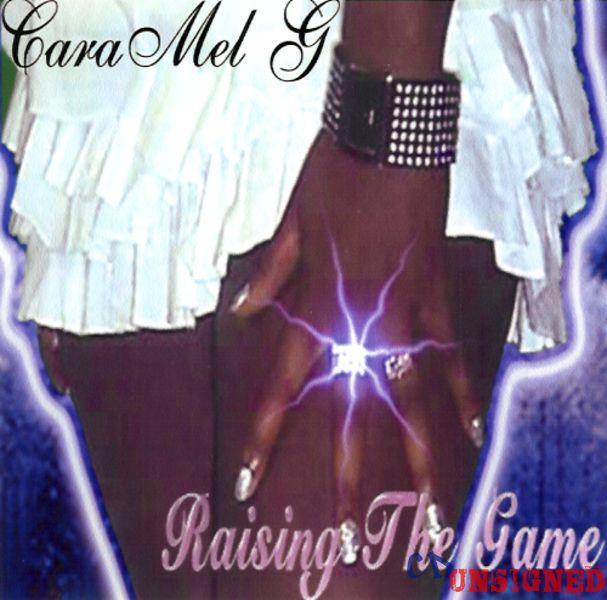 Caramel G's Debut LP - Raising The Game