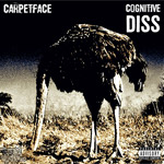 Carpetface - Cognitive Diss LP [NewBias Digital / B-Line Recordings]
