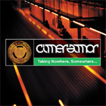 Cimer Amor - Taking Nowhere, Somewhere LP [Coalmine Records]