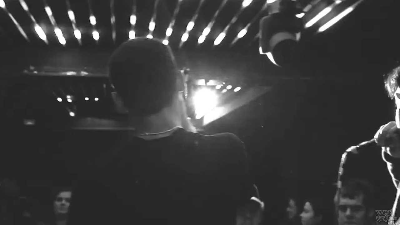 CMR And The Myth At Zahara Nightclub