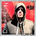Configa - Configaration Volume 1 LP [SLAMJamz Records]