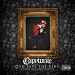 Copywrite - God Save The King LP [Man Bites Dog]