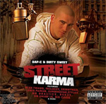 Dap-C And Dirty Sweet - Street Karma LP [NGU]