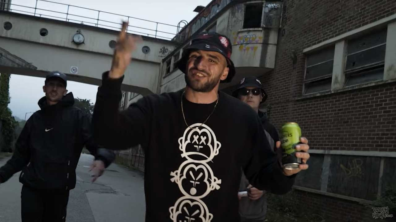 Datkid x SkinzMann ft. Joe Burn - Incognito