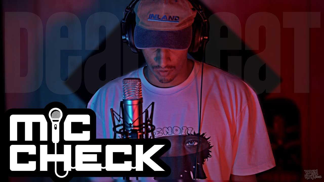 DeadBeat Larry - Mic Check