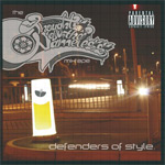 The Defenders of Style - The Thoughts of the Nameless Mixtape CD [DOS]