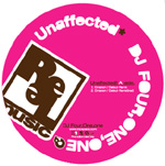 DJ Four One One - Unaffected Remix EP [Real Music Japan]