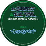 """DJ Suspect And Doc TMK ft. Carpetface And Audible1 - E.V.E.R.Y.B.O.D.Y. 7"""" [Luhna Records]"""
