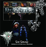 Dubbledge - The Trilogy / Choices Choices CD [Hidden Agenda / Dented]