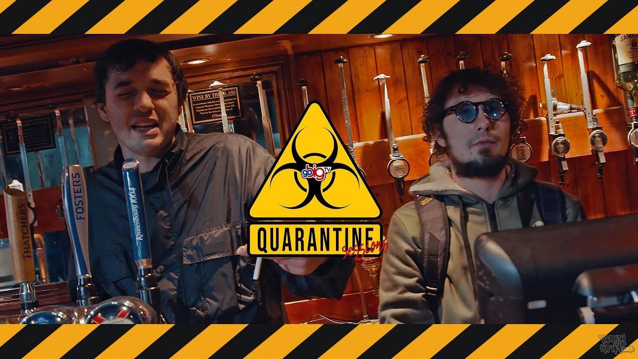 Dusty Stragglers - Quarantine Sessions