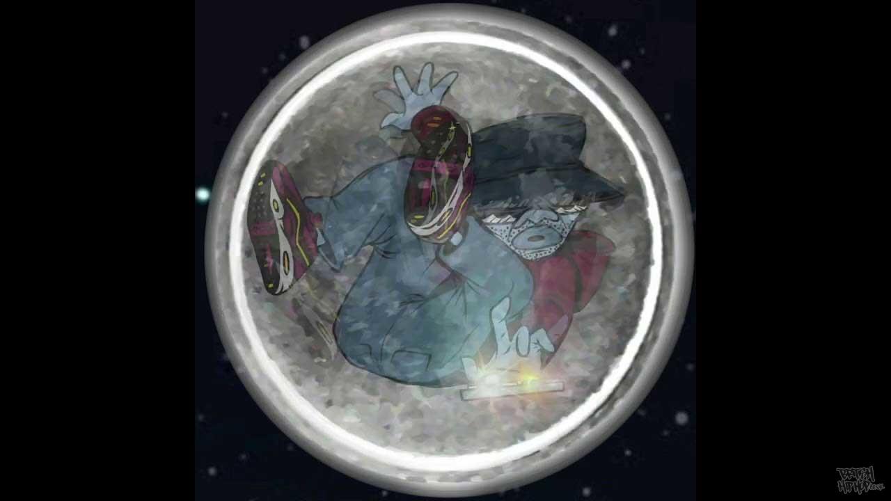 dylantheinfamous - MoonLoops [Vol. 2] Instrumental Tape