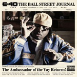 E-40 - Ball Street Journal CD [Warner Bros]