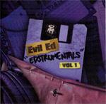 Evil Ed - Edstrumentals Vol. 1 CD [ottomanelfmusic]