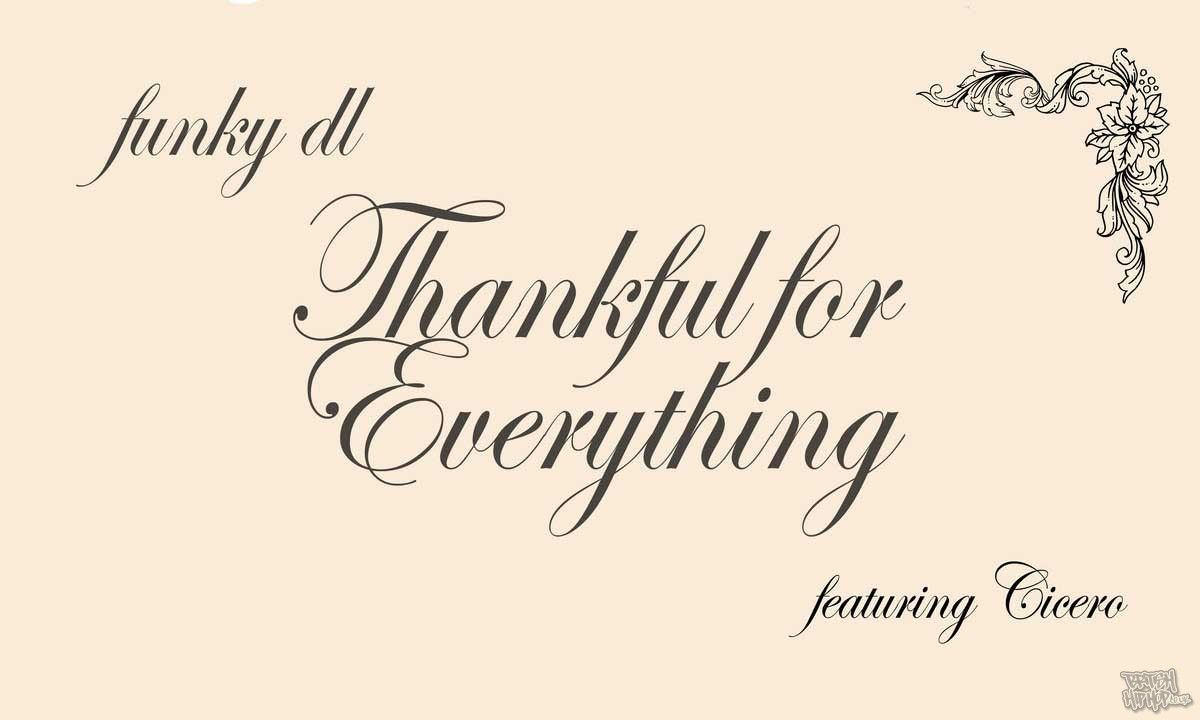 Funky DL - Thankful For Everything