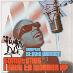 Funky DL - Sometimes I Have to Wonder... [Funky DL samples Stevie Wonder] EP [Washington Classics]