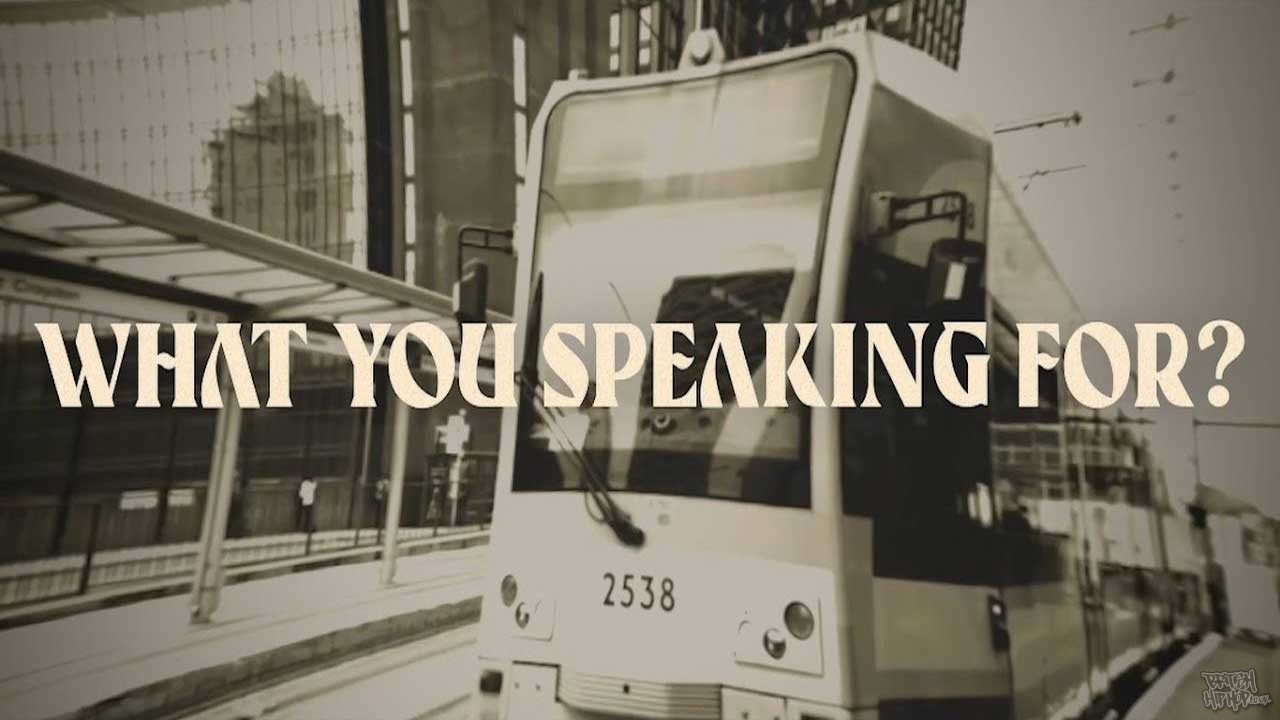 Gee Bag - What You Speaking For? Sam Krats Remix