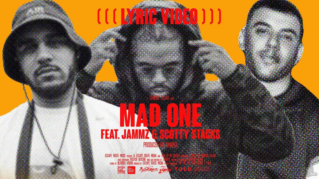 Genesis Elijah ft. Jammz and Scotty Stacks - Mad One
