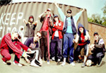 Goldie Lookin Chain - New Album Kings of Caerleon And Tour Dates