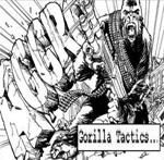 Gorilla Tactics - Demo CD [White]