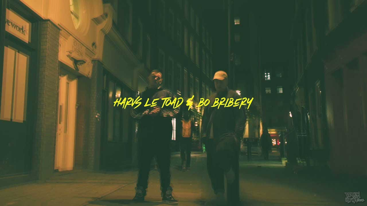 Harvs Le Toad and Bo Bribery ft. Maddy - Dim Sum