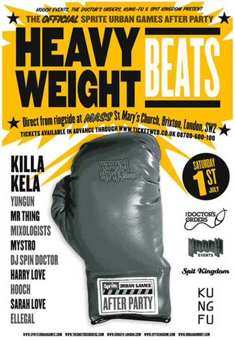 Heavy Weight Beats Live In Brixton