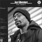 "Jazz Liberatorz ft. Sadat X and Lizz Fields - Speak The Language 12"" [Kif SA Records]"
