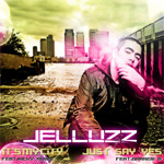 Jelluzz - It's My City ft. Ricky Blaze / Just Say Yes ft. Darren B CD [Big Deal Management]
