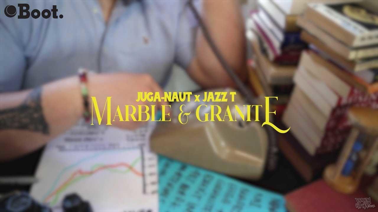Juga-Naut and Jazz T - Marble and Granite