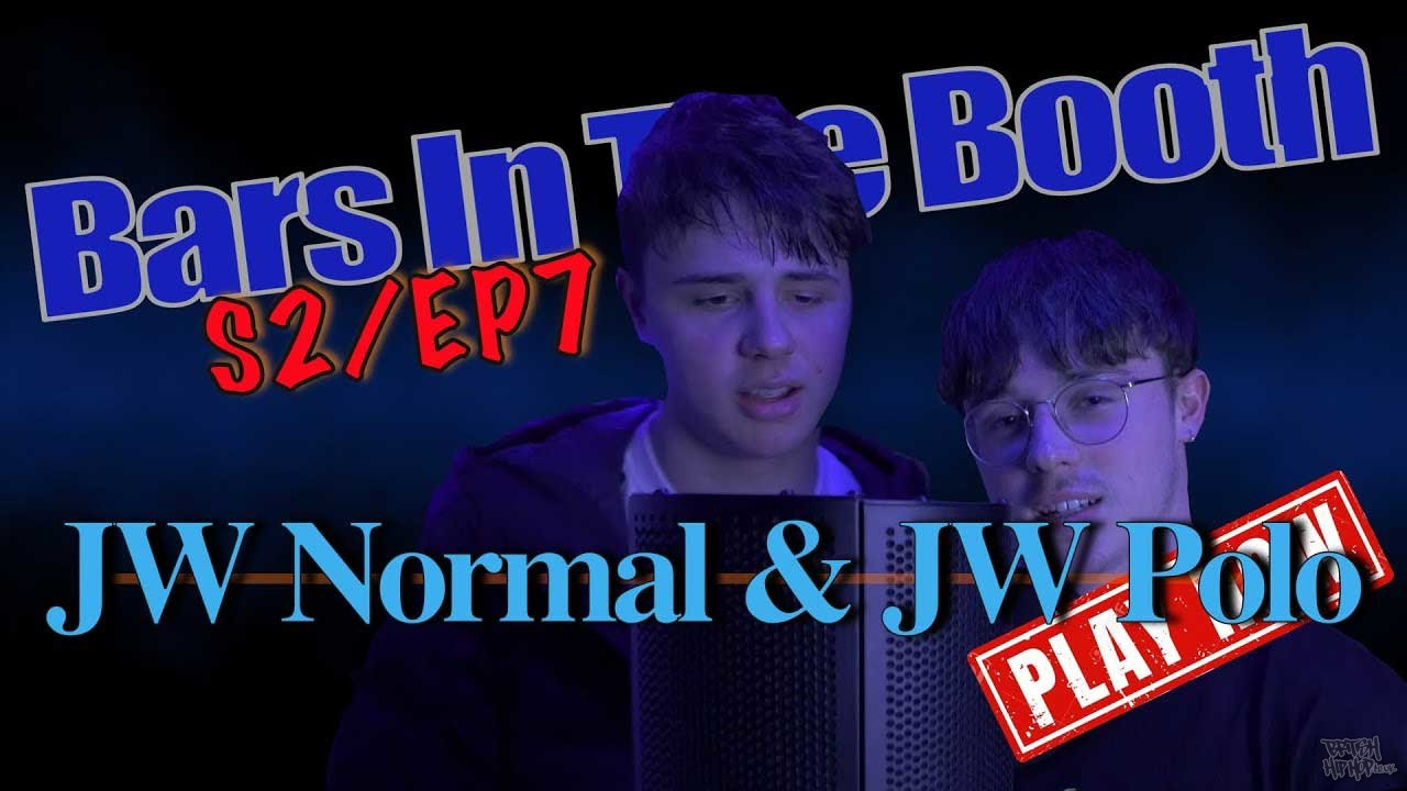 JW Normal and JW Polo - Bars In The Booth