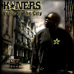 K*Ners - Voice Of The City LP [Reel Me Records]