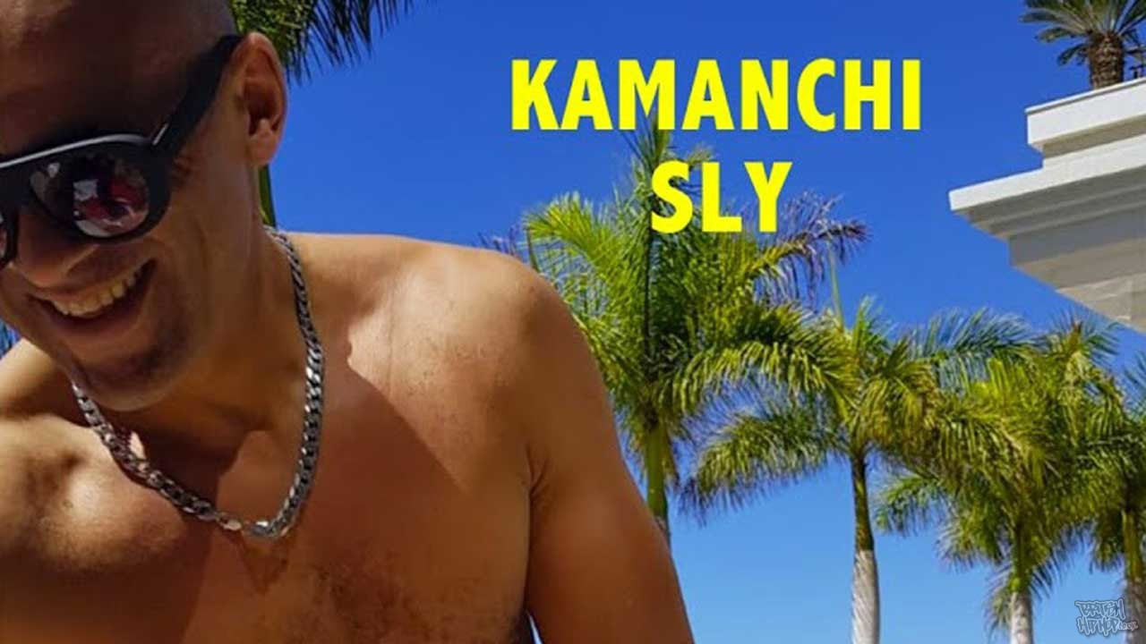Kamanchi Sly - Rhyme Attacker