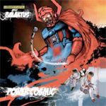 Kashmere - Galaktus: Power Cosmic LP [Boot Records]