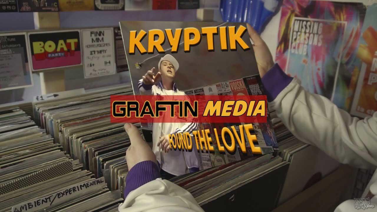 Kryptik - Found The Love
