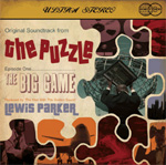 Lewis Parker - The Puzzle: Big Game LP [King Underground / World Of Dusty Vinyl]