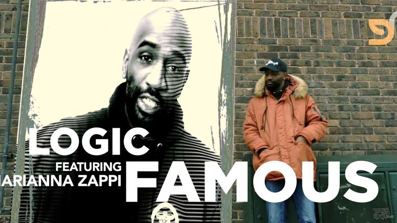 Logic ft. Marianna Zappi - Famous