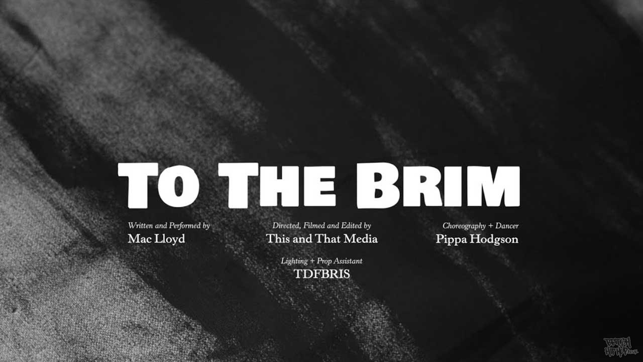 Mac Lloyd - To The Brim